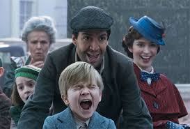 Mary Poppins Returns stock photo